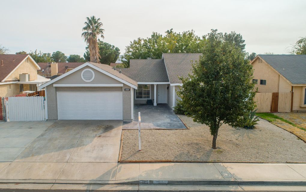 4322  Trenton Avenue, Palmdale in Los Angeles County, CA 93552 Home for Sale