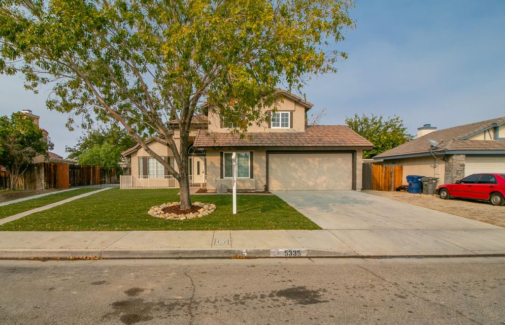 5335  Carlo Court, Palmdale in Los Angeles County, CA 93552 Home for Sale