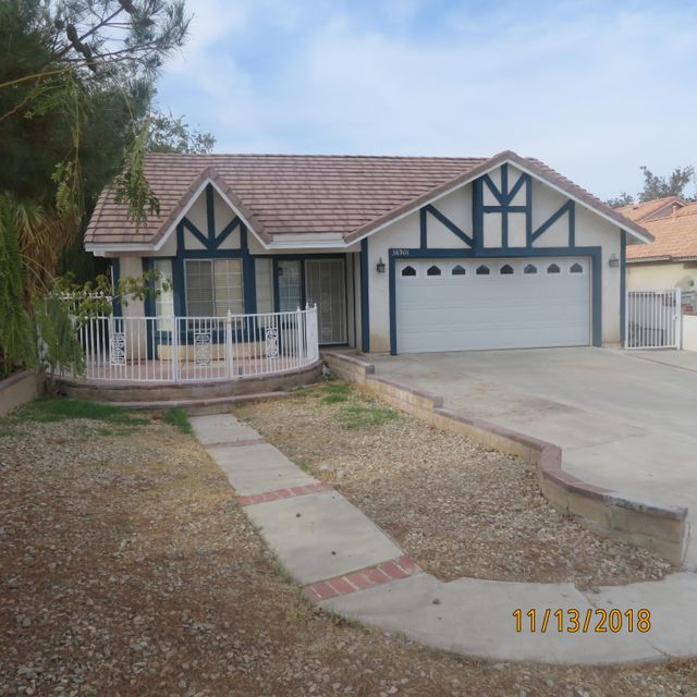 36901  Hampton Court, Palmdale in Los Angeles County, CA 93552 Home for Sale