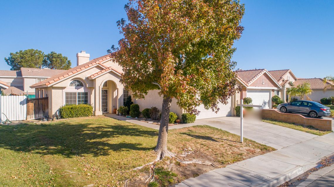 5505  Cisero Drive, Palmdale in Los Angeles County, CA 93552 Home for Sale