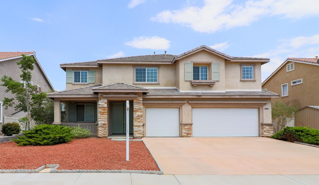 39106  Silverberry Lane, Palmdale in Los Angeles County, CA 93551 Home for Sale