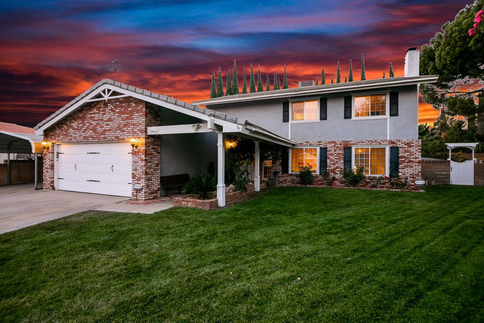 39641  Joline Avenue, Palmdale in Los Angeles County, CA 93551 Home for Sale
