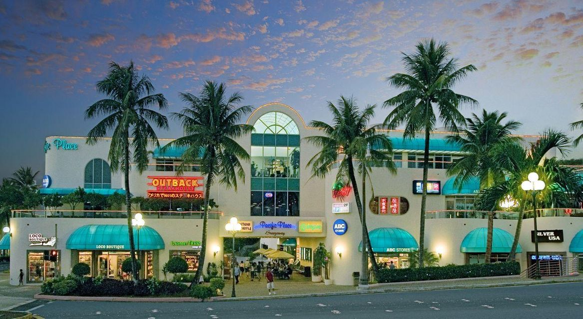 Commercial for Rent at Pacific Place 1411 Pale San Vitores Road, #j Tumon, Guam 96913
