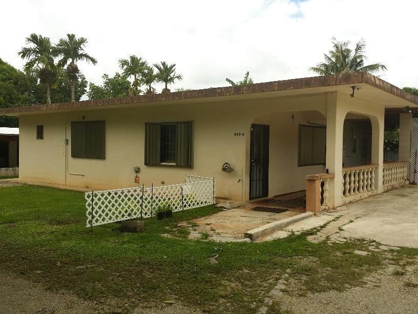 단독 가정 주택 용 매매 에 643a Legaspi Lane 643a Legaspi Lane Agat, 괌 96915