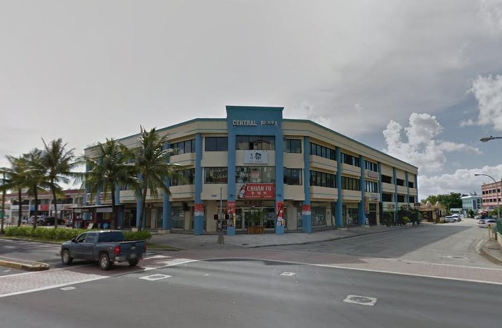 Commercial for Rent at Central Plaza 1007 Pale San Vitores Road, #203 Tumon, Guam 96913
