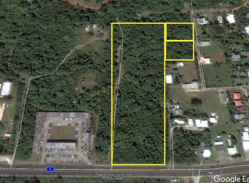 Land / Lots for Sale at Lot 7021-1-R-1/Lot 5 Tract 264 Yigo, Guam 96929