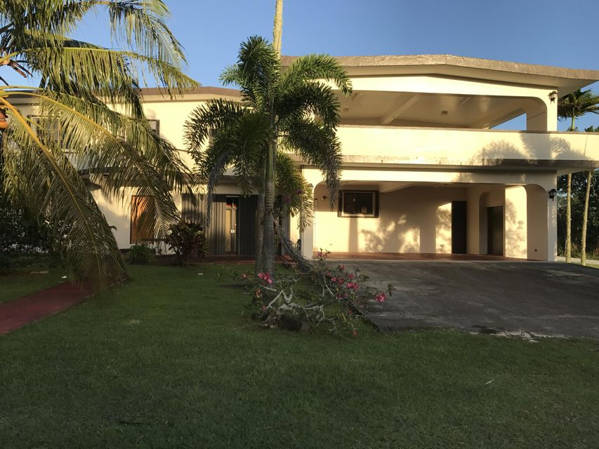 Single Family Home for Rent at 191-A Tora Lane Yona, Guam 96915