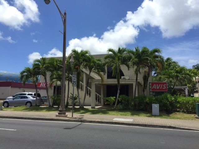 상업용 용 임대 에 Tumon Bay Building 932 Pale San Vitores , #201 Tumon, 괌 96913