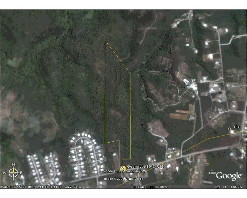 Land / Lots for Sale at Rt 17 (Cross Island Road) Yona, Guam 96915