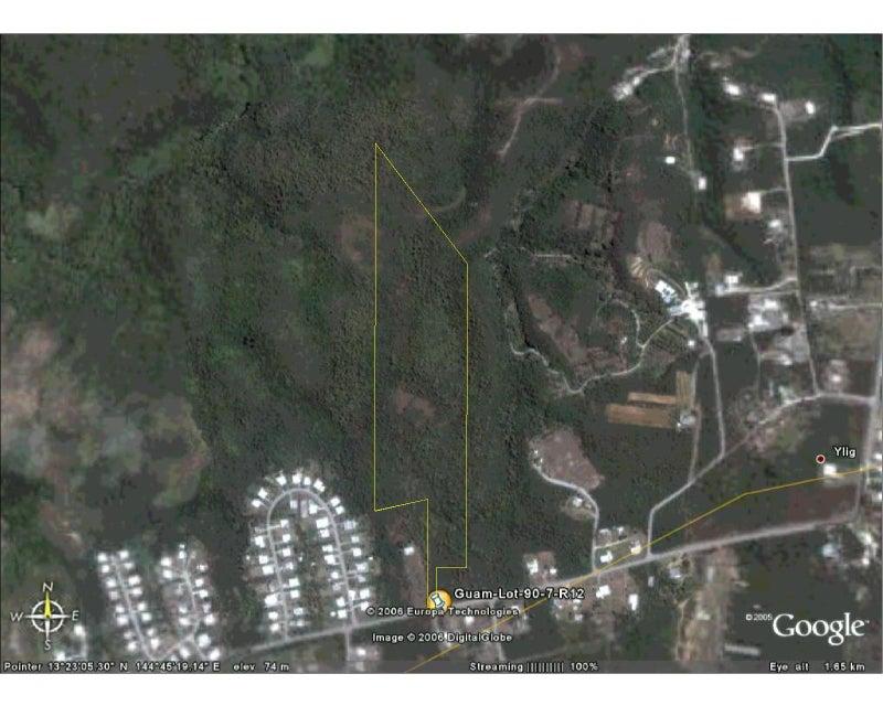 土地 / 的地塊 為 出售 在 Rt 17 (Cross Island Road) Yona, 關島 96915