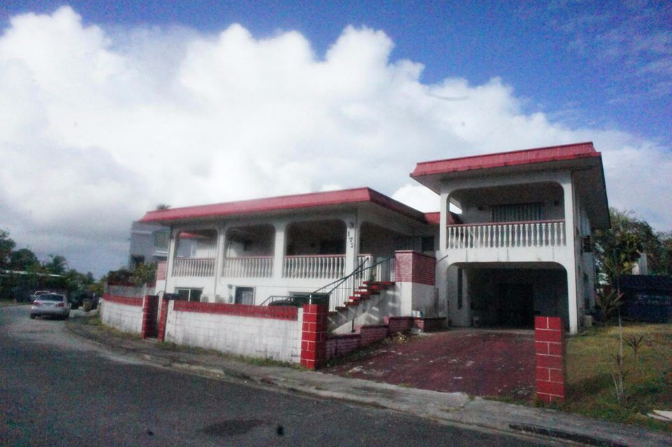 Single Family Home for Sale at 172 Kindo Circle Sinajana, Guam 96910