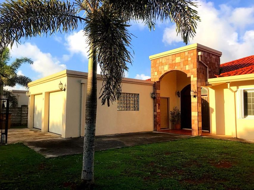 Single Family Home for Rent at 343 Chalan Ge'Halom Street Yigo, Guam 96929