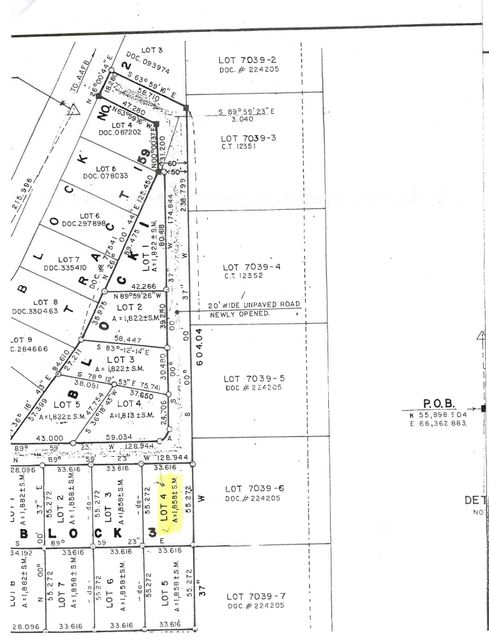 Land / Lots for Sale at Lot 4, Block 3, Tract 159 Rem Yigo, Guam 96929