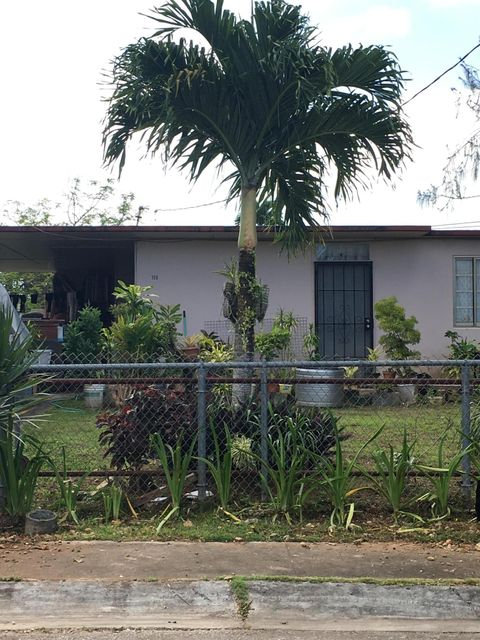 Single Family Home for Sale at 108 Piao Court Dededo, Guam 96929
