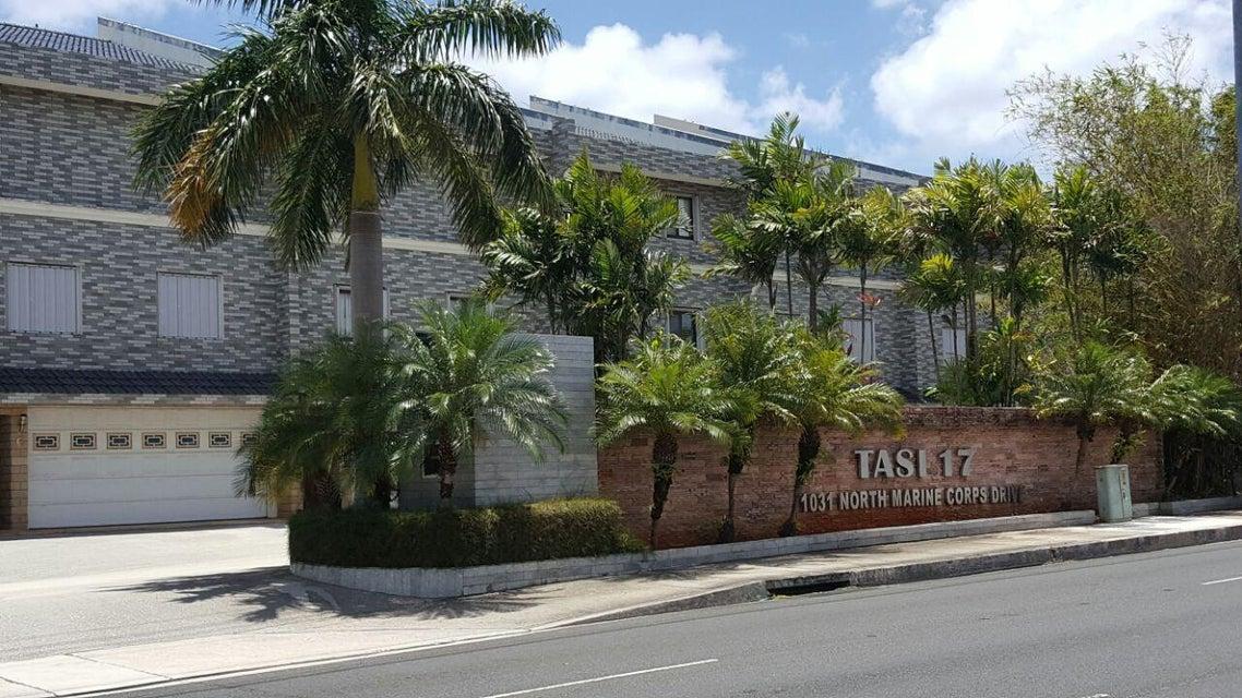 Condo / Townhouse for Rent at Tasi 17 Condo 1031 N. Marine Corps Drive , #n Tumon, Guam 96913