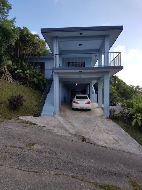 Single Family Home for Rent at 239d Santa Ana Asan, Guam 96910