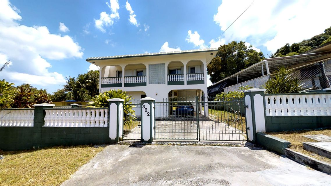 Single Family Home for Rent at 322 San Vicente Avenue Agat, Guam 96915