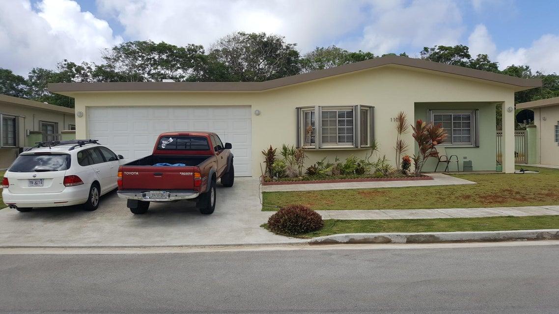 Single Family Home for Rent at 110 Chalan Hasso Paradise Meadows Yigo, Guam 96929
