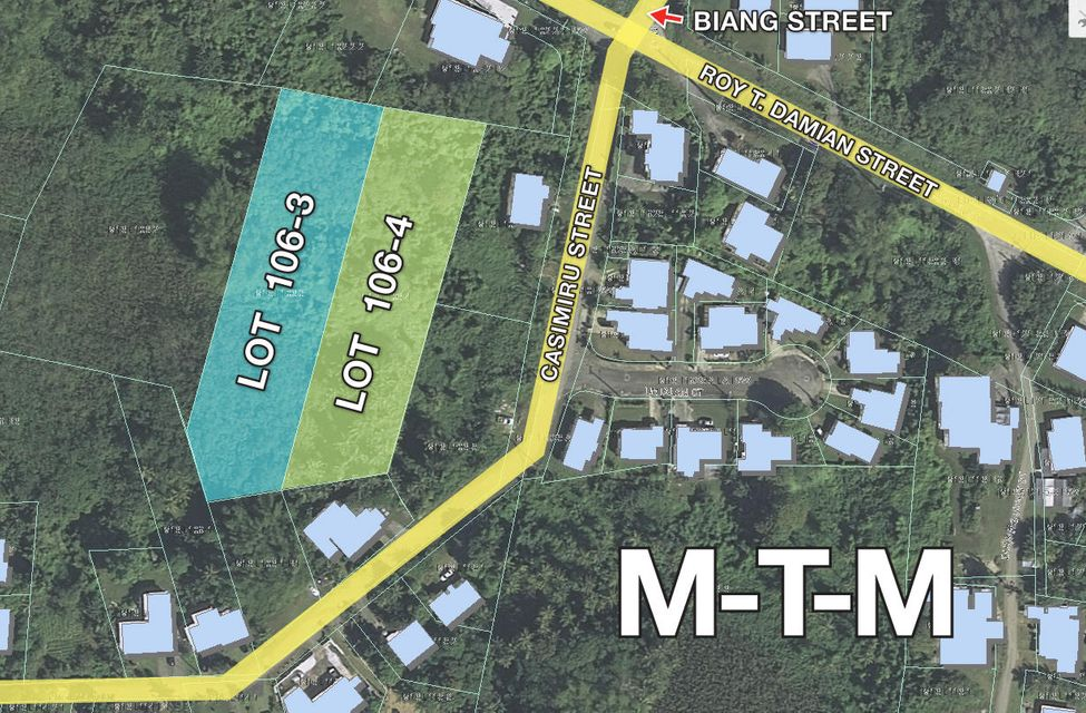 Land / Lots for Sale at Casimiru Sinajana, Guam 96910