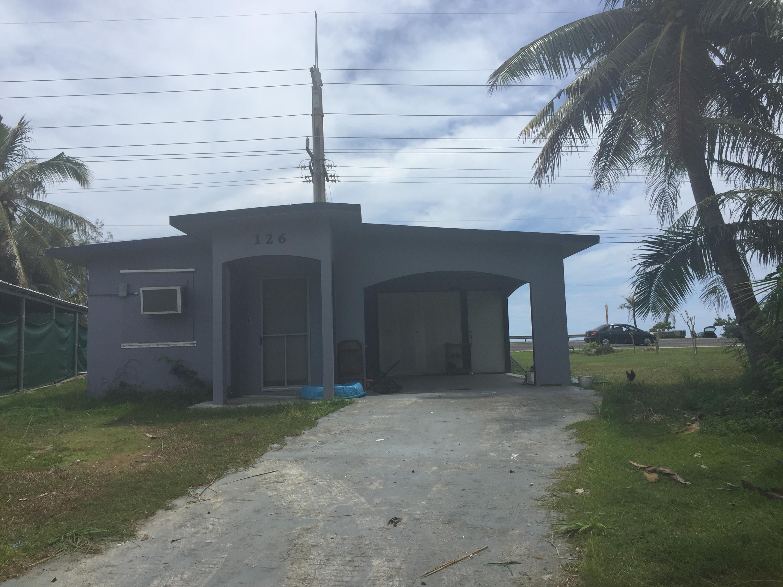 Single Family Home for Sale at 126 Santos Drive Asan, Guam 96910
