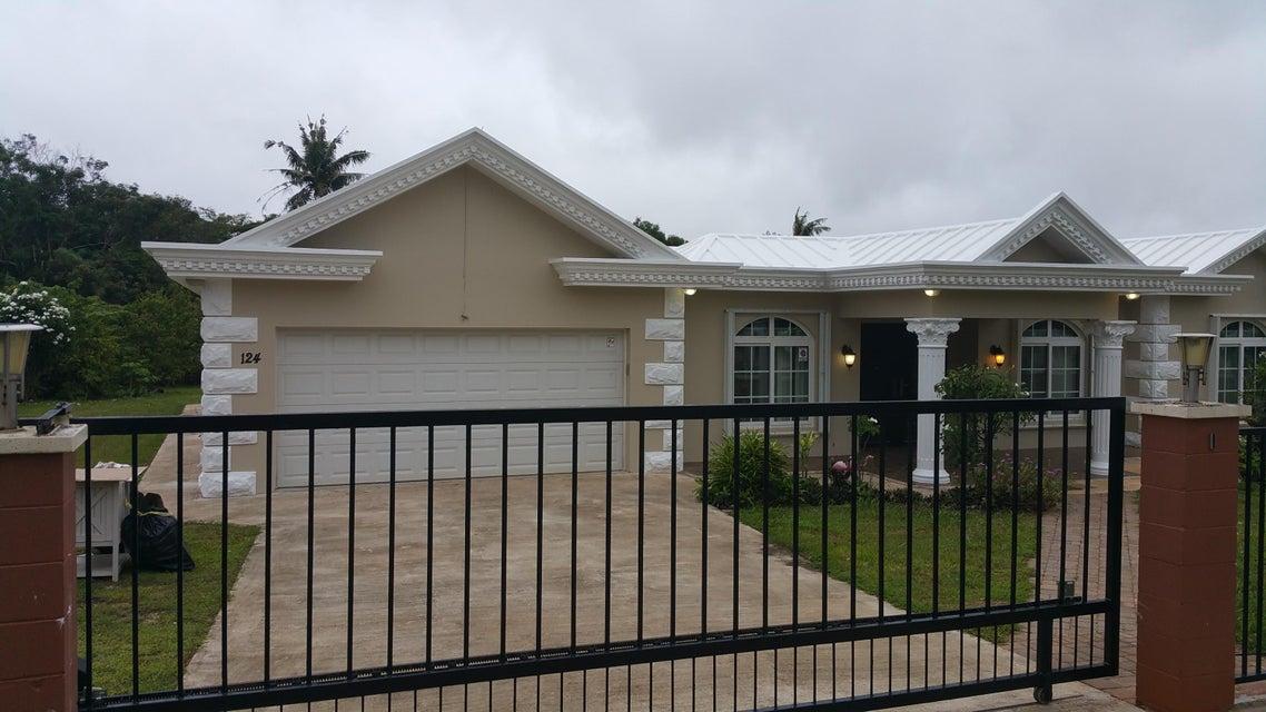 단독 가정 주택 용 임대 에 124 Santa Lourdes Street Yigo, 괌 96929