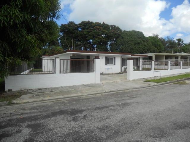Casa Unifamiliar por un Alquiler en 119 Aga Drive Santa Rita, Grupo Guam 96915