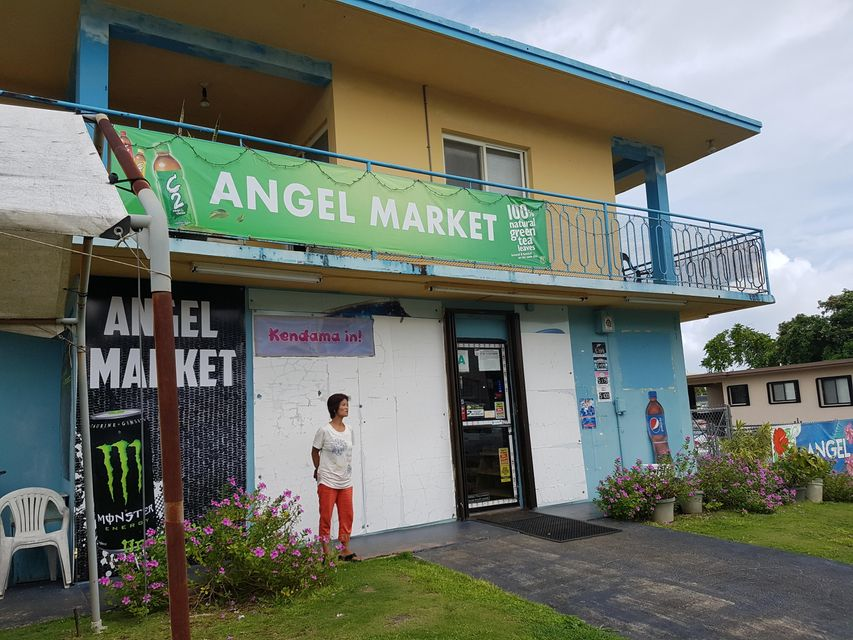 ビジネス のために 売買 アット 241 Calle Angel Flores 241 Calle Angel Flores Sinajana, グアム 96910