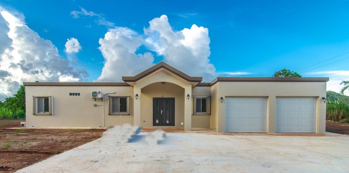 Casa Unifamiliar por un Alquiler en 133 Bishop Felix C. Babauta Drive Santa Rita, Grupo Guam 96915