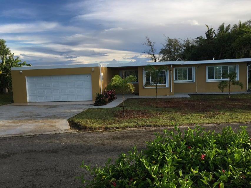 獨棟家庭住宅 為 出租 在 423 Fairway Drive Yona, 關島 96915