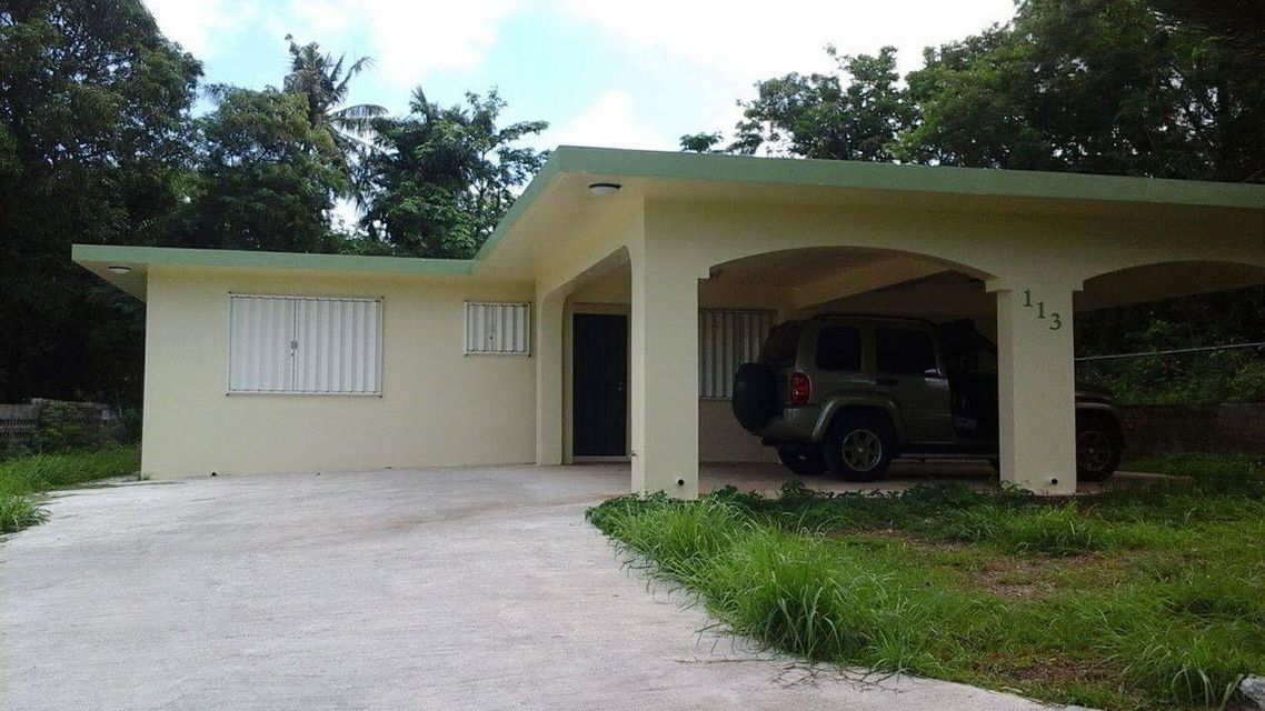 Single Family Home for Sale at 113 Monha Street 113 Monha Street Agat, Guam 96915