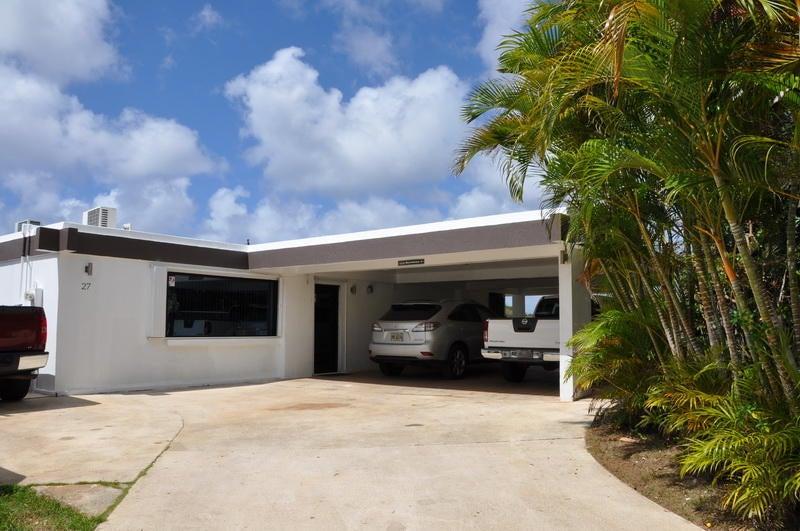 独户住宅 为 销售 在 27 E. Anaco 27 E. Anaco Piti, 关岛 96915