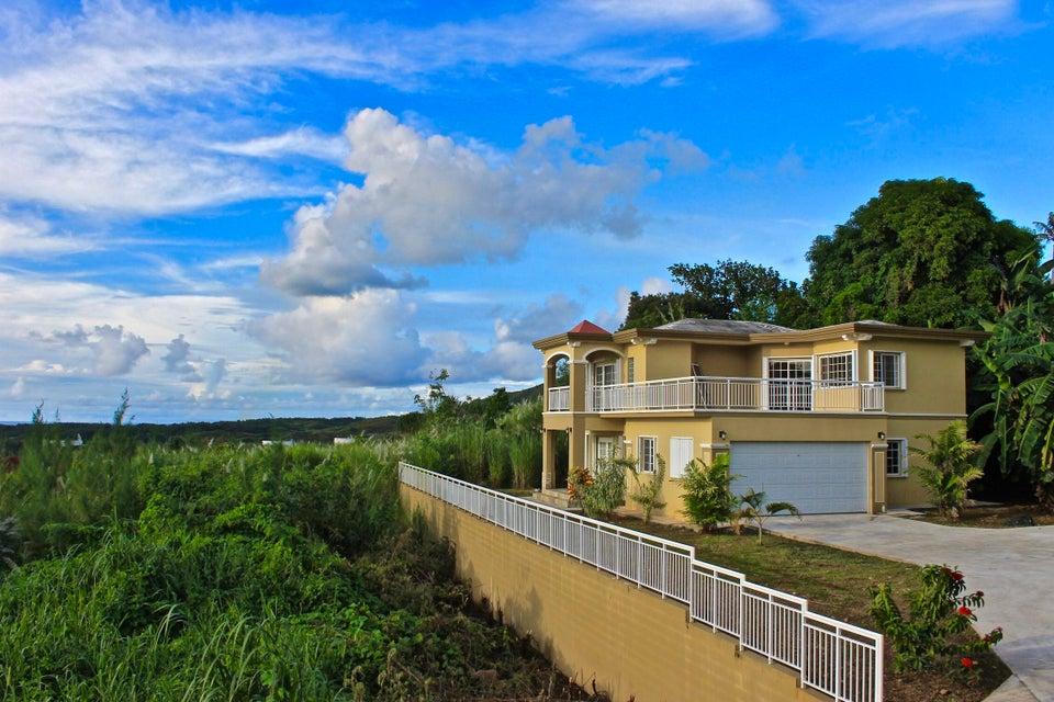 Casa Unifamiliar por un Alquiler en 162 Juan M. Cruz Santa Rita, Grupo Guam 96915