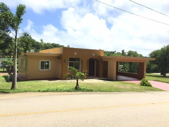 Single Family Home for Rent at 209 Chalan Teleforo 209 Chalan Teleforo Yona, Guam 96915
