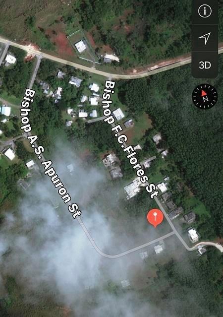土地 / 的地塊 为 销售 在 Bishop A.S. Apuron Street Bishop A.S. Apuron Street Santa Rita, 关岛 96915