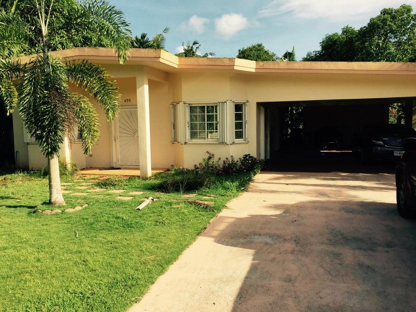 独户住宅 为 出租 在 455 Sgt. E. Cruz Street 455 Sgt. E. Cruz Street Santa Rita, 关岛 96915