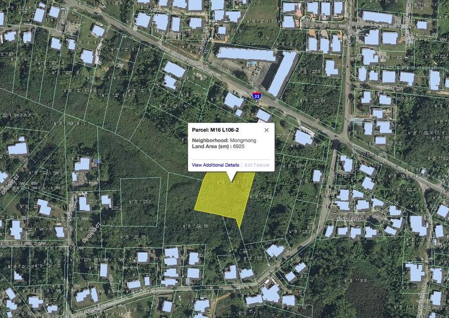 Terreno / Lote por un Venta en Casimiru St. Casimiru St. Mongmong, Grupo Guam 96910
