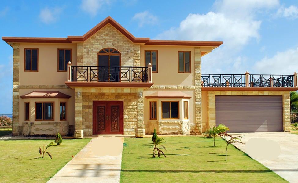 Casa Unifamiliar por un Alquiler en 815 B Chalan Kanton Tasi Rt. 4 815 B Chalan Kanton Tasi Rt. 4 Yona, Grupo Guam 96915