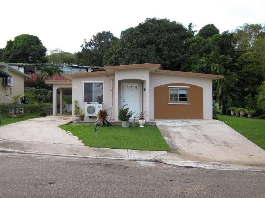 Single Family Home for Rent at 110 Limtiaco Court 110 Limtiaco Court Asan, Guam 96910