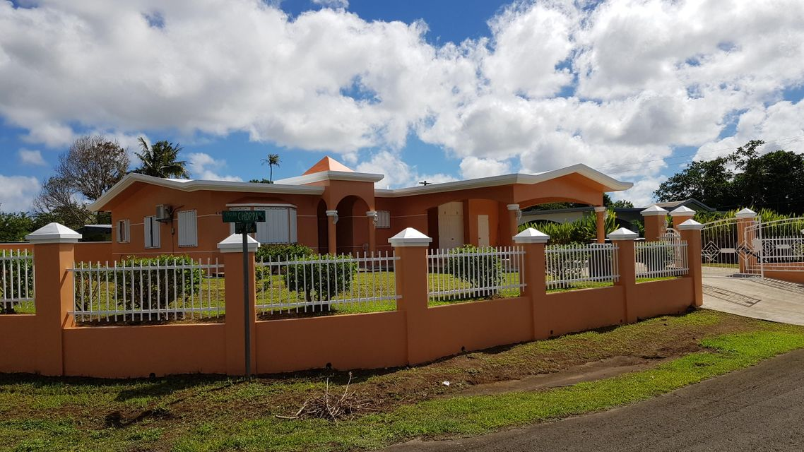 Single Family Home for Rent at 136 Chalan Choppak 136 Chalan Choppak Dededo, Guam 96929