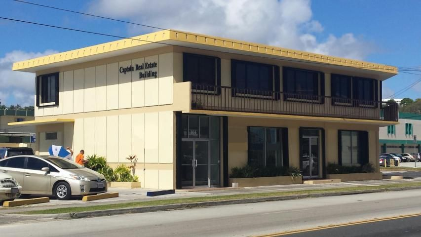 Commercial for Sale at Captain Real Estate Building 101 Chalan Santo Papa Captain Real Estate Building 101 Chalan Santo Papa Hagatna, Guam 96910
