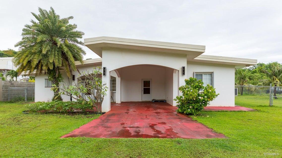 단독 가정 주택 용 임대 에 201 Perez Heights 201 Perez Heights Talofofo, 괌 96915