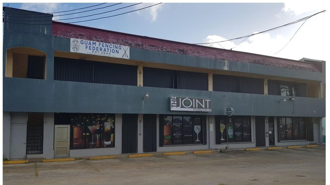 Comercial por un Venta en Gilcar Building 235 Chalan Machaute Gilcar Building 235 Chalan Machaute Mongmong, Grupo Guam 96910