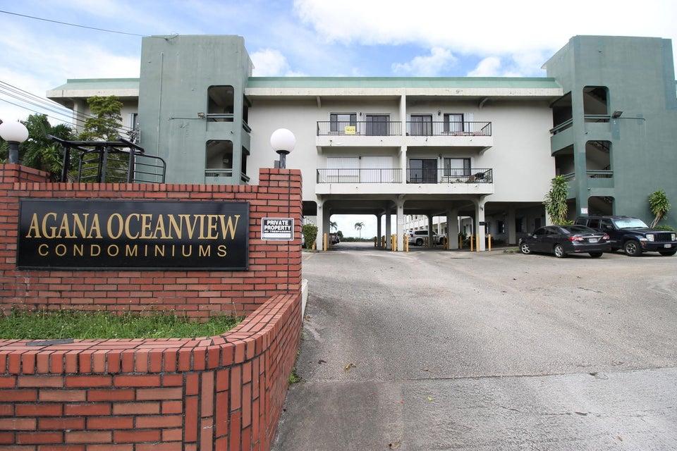 Condominio/ Casa de pueblo por un Alquiler en Agana Oceanview Condo Route 8 , #1G Agana Oceanview Condo Route 8 , #1G Mongmong, Grupo Guam 96910