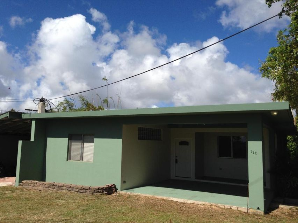 一戸建て のために 賃貸 アット 170a Pale Eugenio 170a Pale Eugenio Santa Rita, グアム 96915