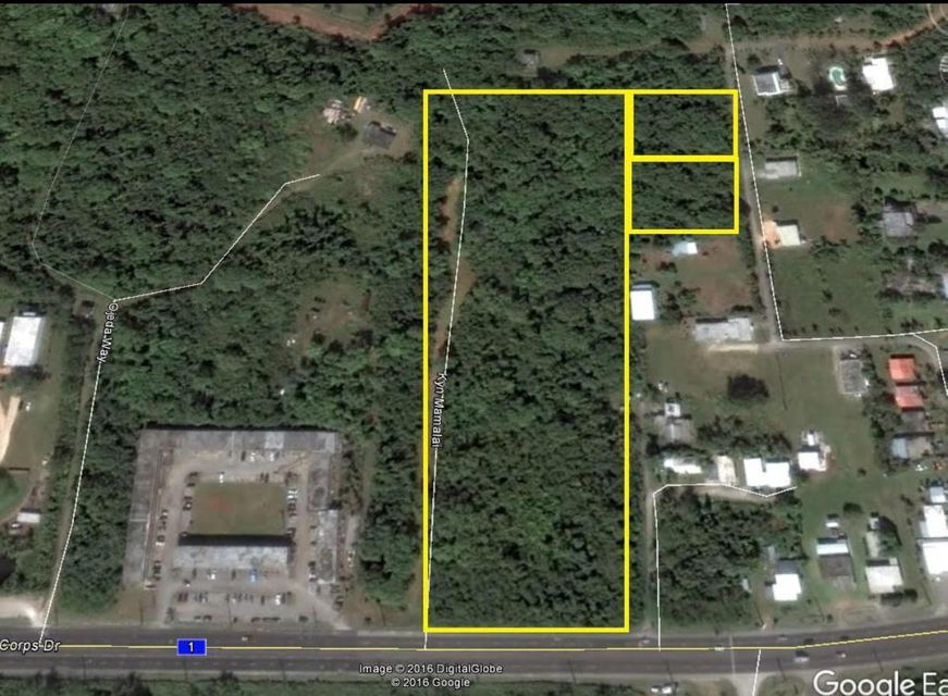 Land / Lots for Sale at Lot 7021-1-1-R-1/ Lot 5 Tract Lot 7021-1-1-R-1/ Lot 5 Tract Yigo, Guam 96929