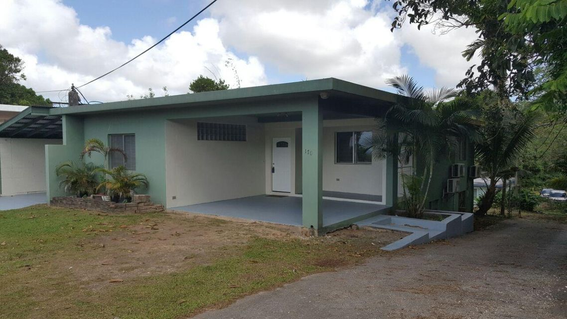 独户住宅 为 出租 在 170a Pale Eugenio 170a Pale Eugenio Santa Rita, 关岛 96915