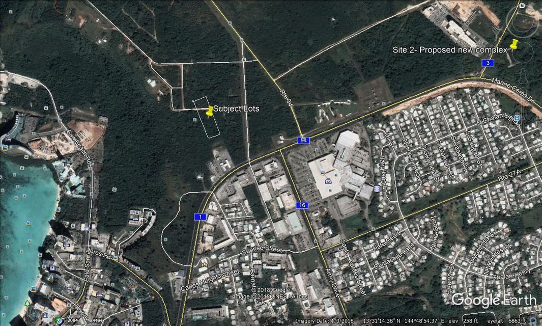 Land / Lots for Sale at Off Marine Drive Off Marine Drive Dededo, Guam 96929