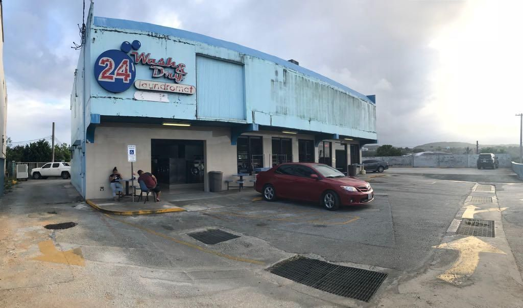 Commercial for Sale at Maite Laundry Bldg Route 8 Maite Laundry Bldg Route 8 Sinajana, Guam 96910