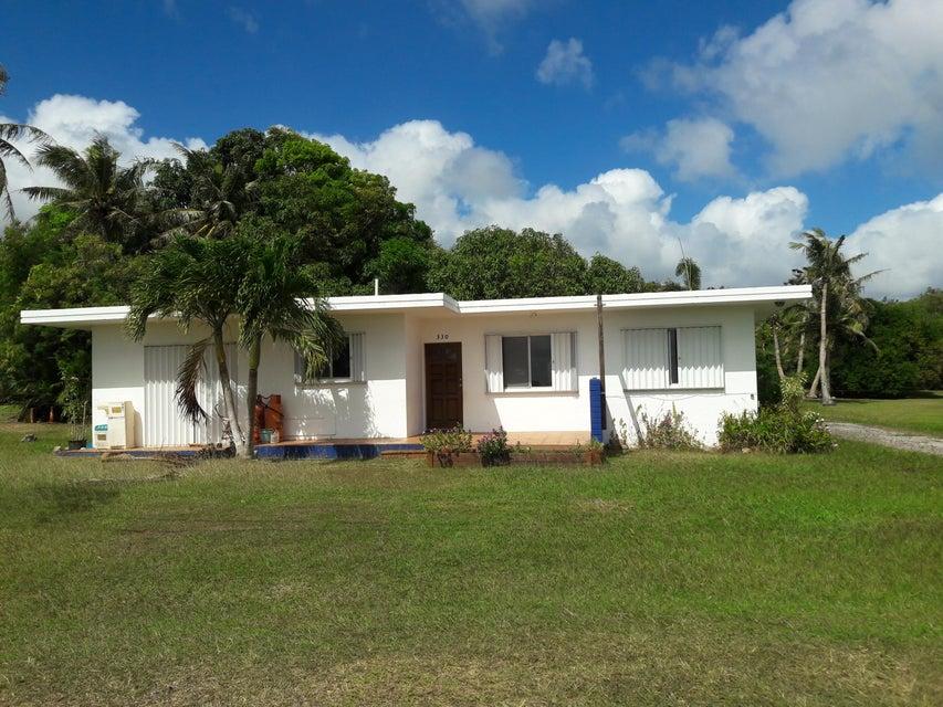 Single Family Home for Sale at 330 As Ramon 330 As Ramon Yona, Guam 96915
