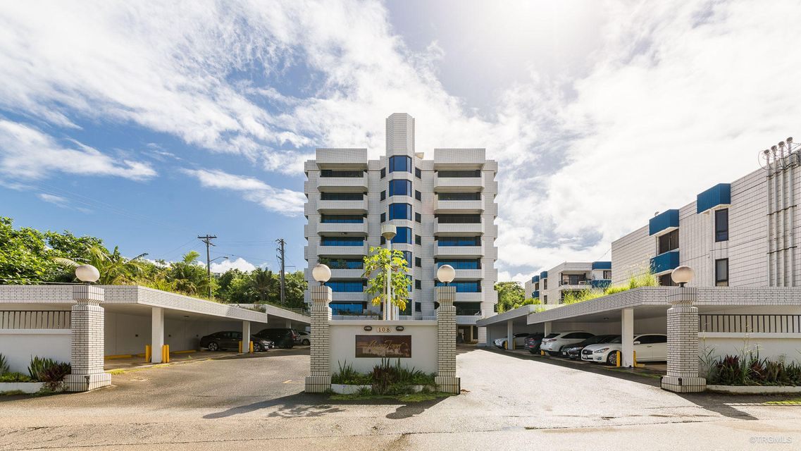 Condo / Townhouse for Sale at Regency Tower Condo Chichirica , #1B Regency Tower Condo Chichirica , #1B Tumon, Guam 96913